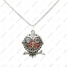 """Аромакулон """"Сова"""" символ мудрости, защиты от черных сил, сохраняет богатства в доме и привлекает удачу"""