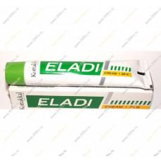 """Крем """"Элади"""", 25 г, производитель """"Коттаккал Аюрведа"""", Eladi Cream, 25 g, Kottakkal Ayurveda при всех заболеваниях кожи, в том числе аллергических и паразитарных, а также восстанавливает ее состояние."""