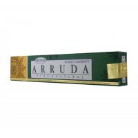 """Благовония Deepika """"Arruada -Рута цветущая""""15гр. блок 12шт."""