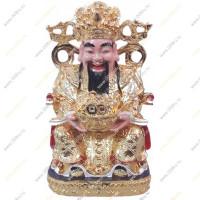 Бог Богатства с дарами, для большого процветания (29 см)