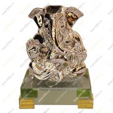 Ганеша- бог благополучия и мудрости, относится к числу самых почитаемых и любимых божеств в Индии. Серебро