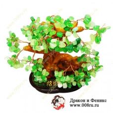 Дерево счастья в кашпо в ассортименте 18 см