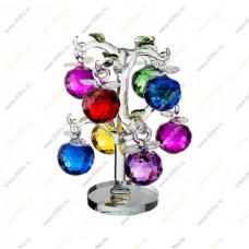 """Дерево """"8-кристаллов"""" для большого богатства и удачи"""