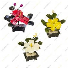 """Цветок """"Пион"""" также известен как цветок богатства и почестей, символизирующий элемент Ян, весну, любовь и привязанность"""