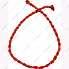 Красная нить на запястье - защищает от дурного глаза