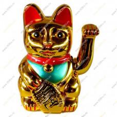 """Кот удачи и счастья """"Манеки-неко"""" 20 см."""