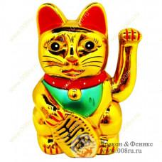 """Кот удачи и счастья """"Манеки-неко"""" 26 см."""