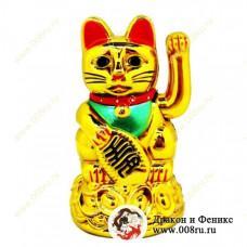 """Кот удачи и счастья """"Манеки-неко"""" 12 см."""
