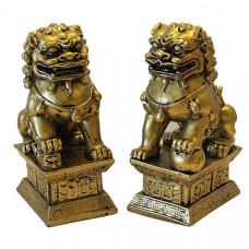 Собаки Фу (Fu Dog) - Небесные львы Будды - символ величия, власти и защиты