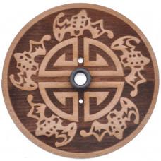 """Подставка для благовоний """"Пять Благ"""" Символ пяти качеств достаток, счастье, здоровье, мир, добрата."""